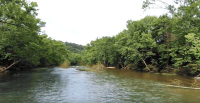 Niangua River.