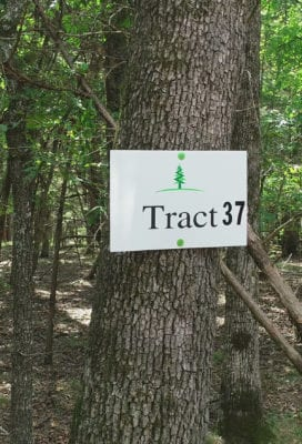Tract 37 is 5.542 acres in size.