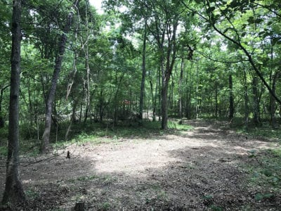 Great property for building or camping!